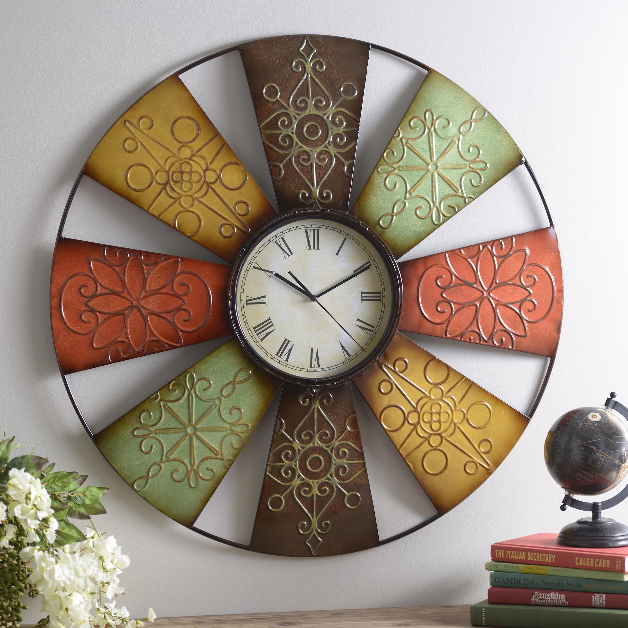 Kirkland's Wall Clocks Are Both Functional And Decorative