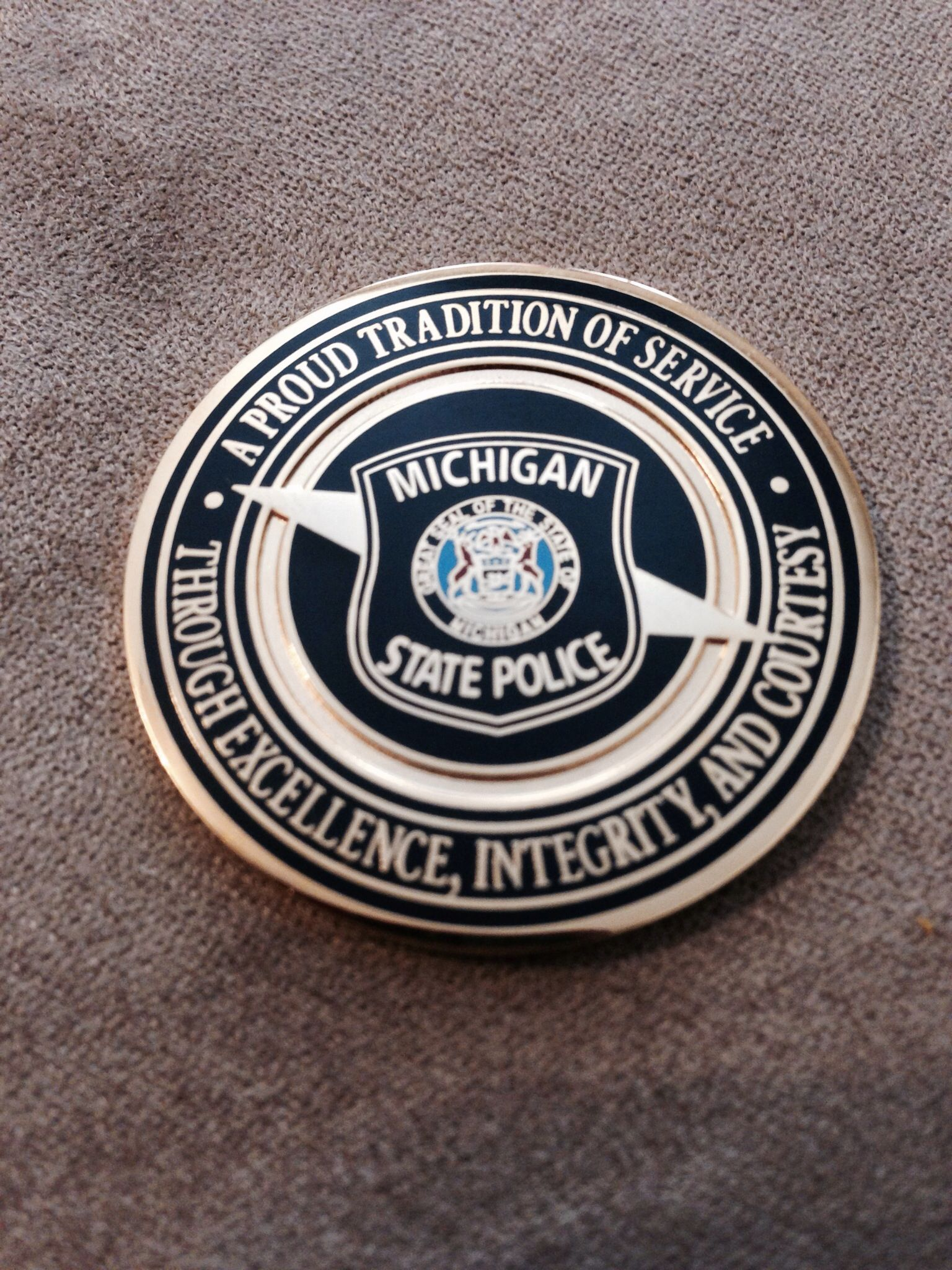 Michigan State Police | State Police/Highway Patrol
