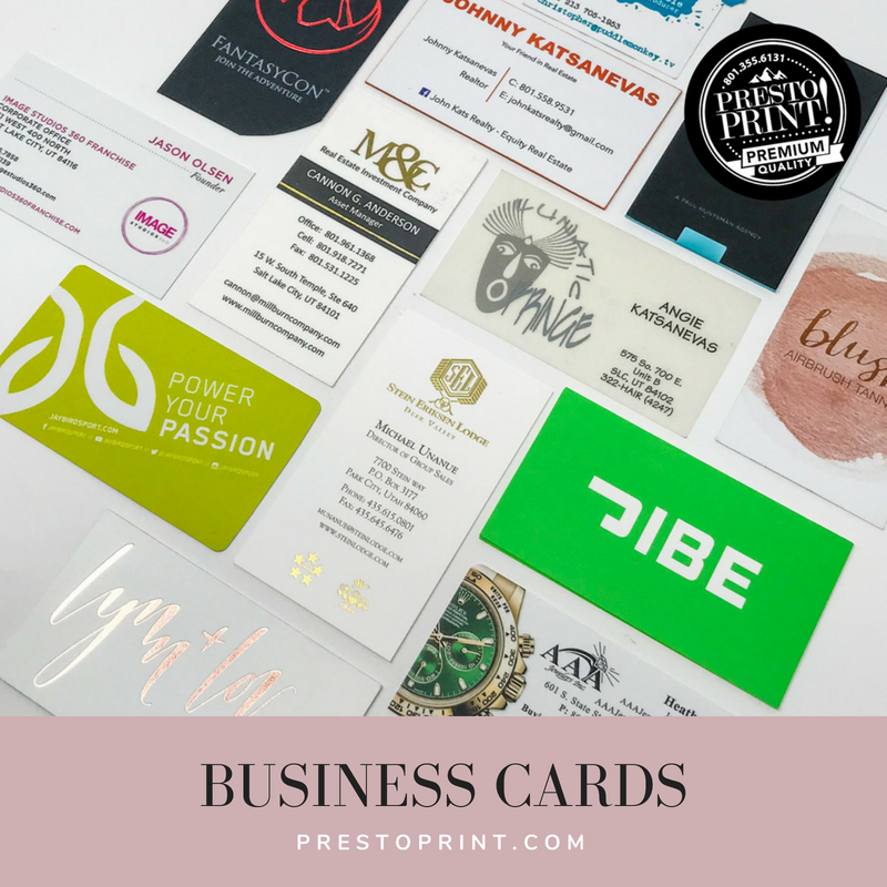 Looking For A Custom Made Business Card Make Your Design Stand Out