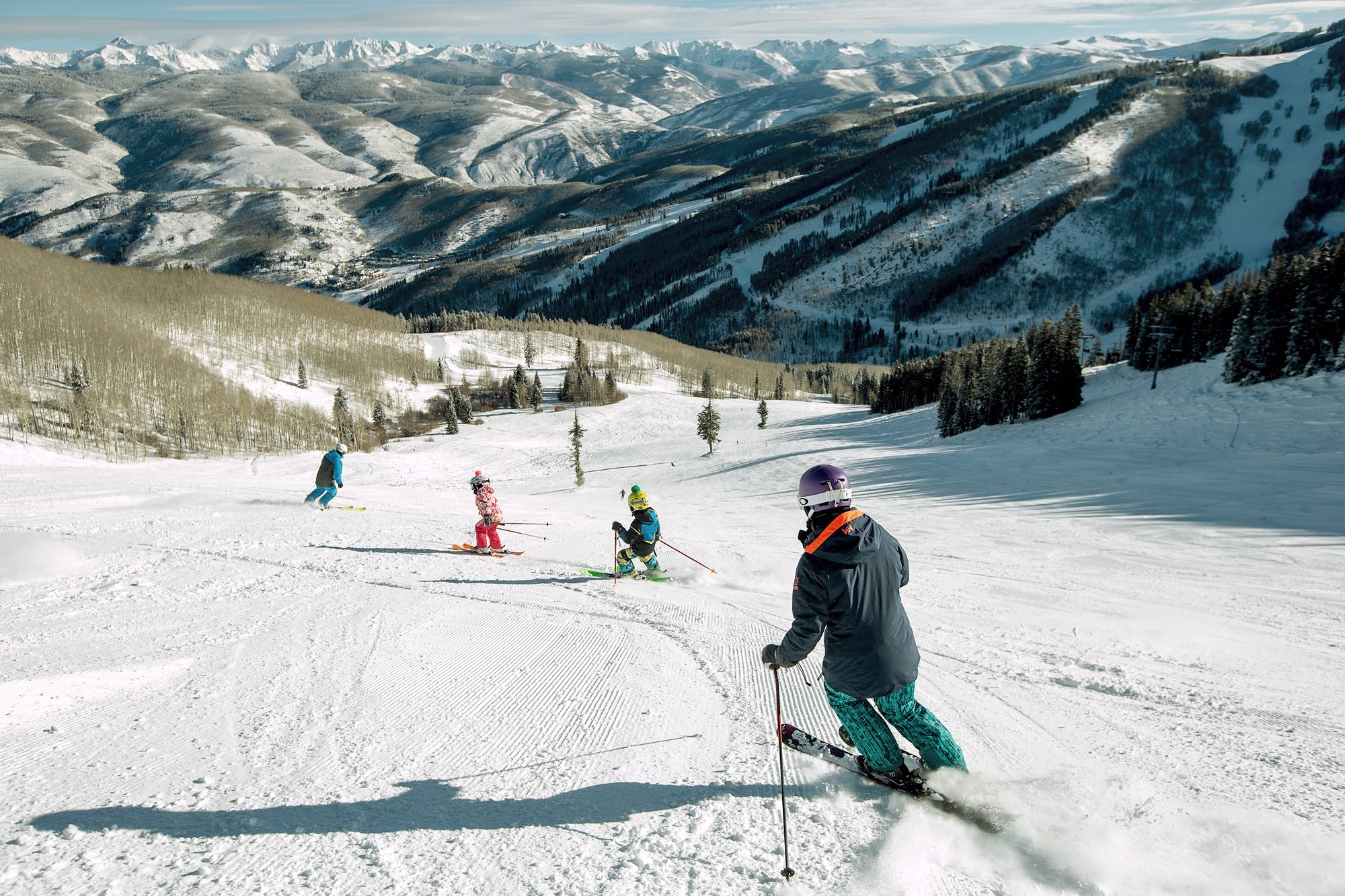 Best Family Ski Resorts for Winter Fun in the West  Best