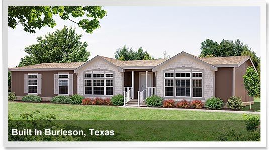 Built In Burleson Texas Great Big Windows To Let The Sun In
