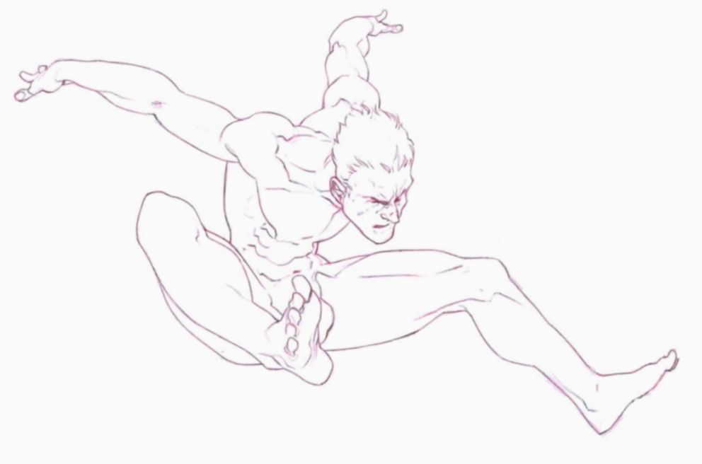 21 Anime Poses Reference Jumping In 2020 Anime Poses Reference Jumping Poses Art Reference Poses