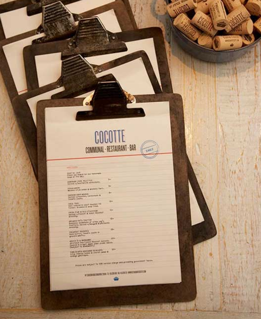 Dise o de cartas y men s para restaurantes fotos menu for Disenos de menus para restaurantes