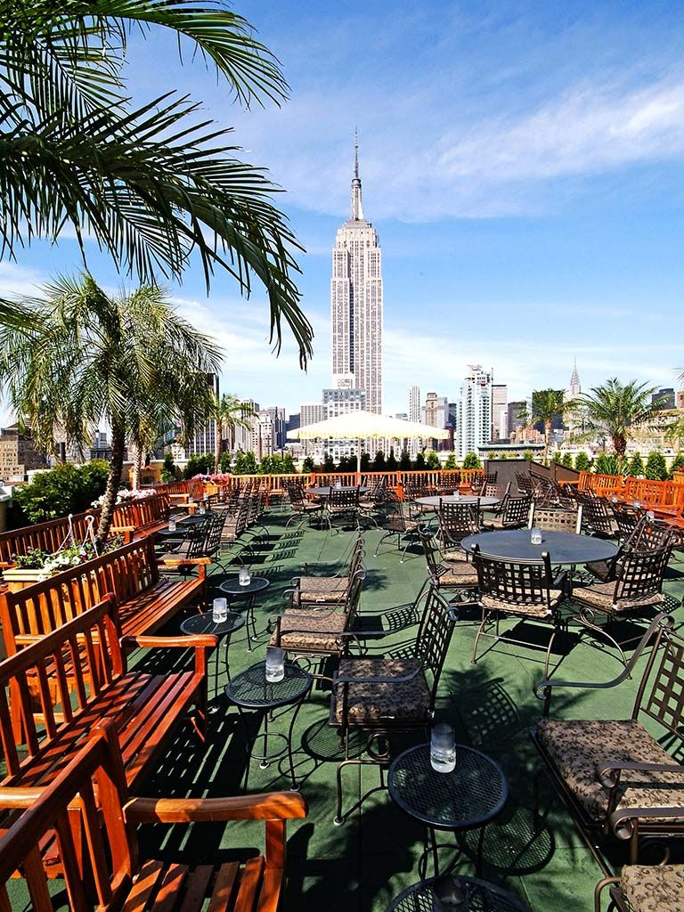 230 Fifth Avenue Rooftop Bar Club Restaurant Lounge Drinks