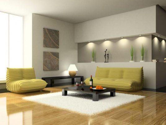 30+ Şahane Duvar Nişi Modelleri ile Evinize Renk Katın! Ev - interieur design neuen super google zentrale