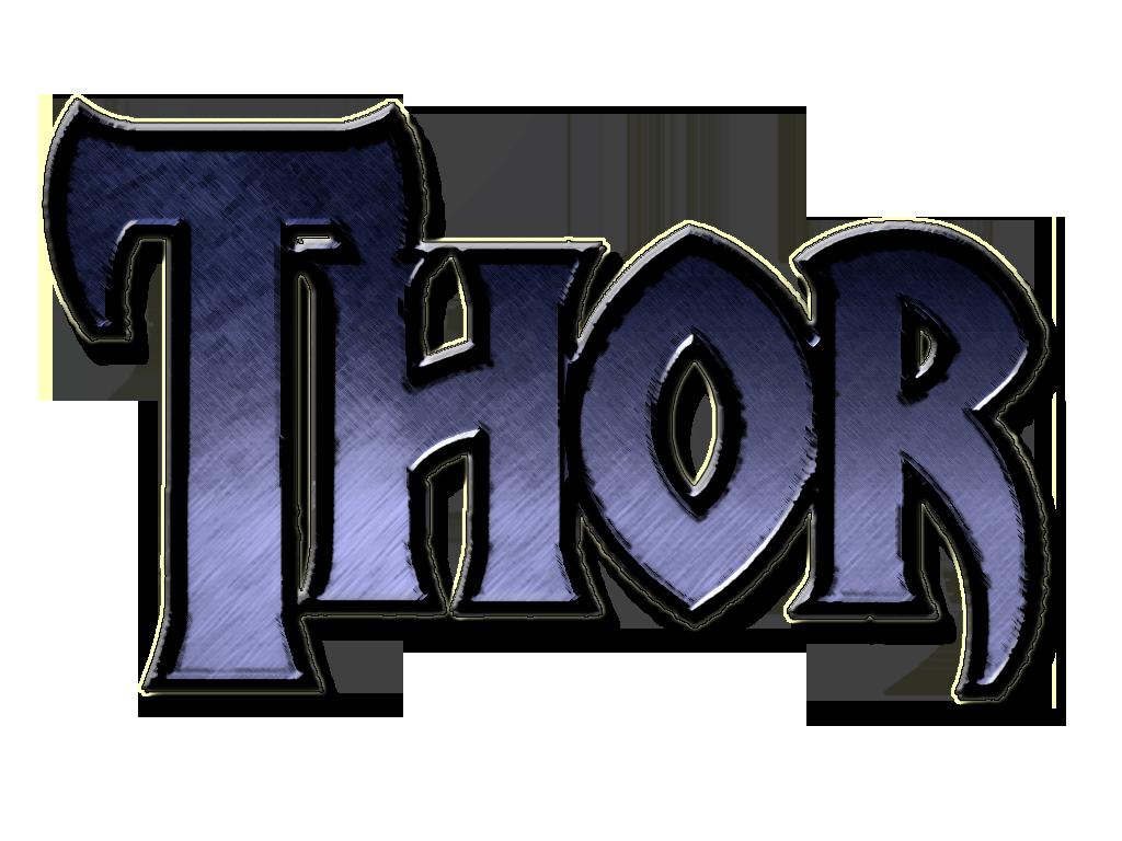 Thor Logo Superhero Symbols Thor Symbol Avengers Logo