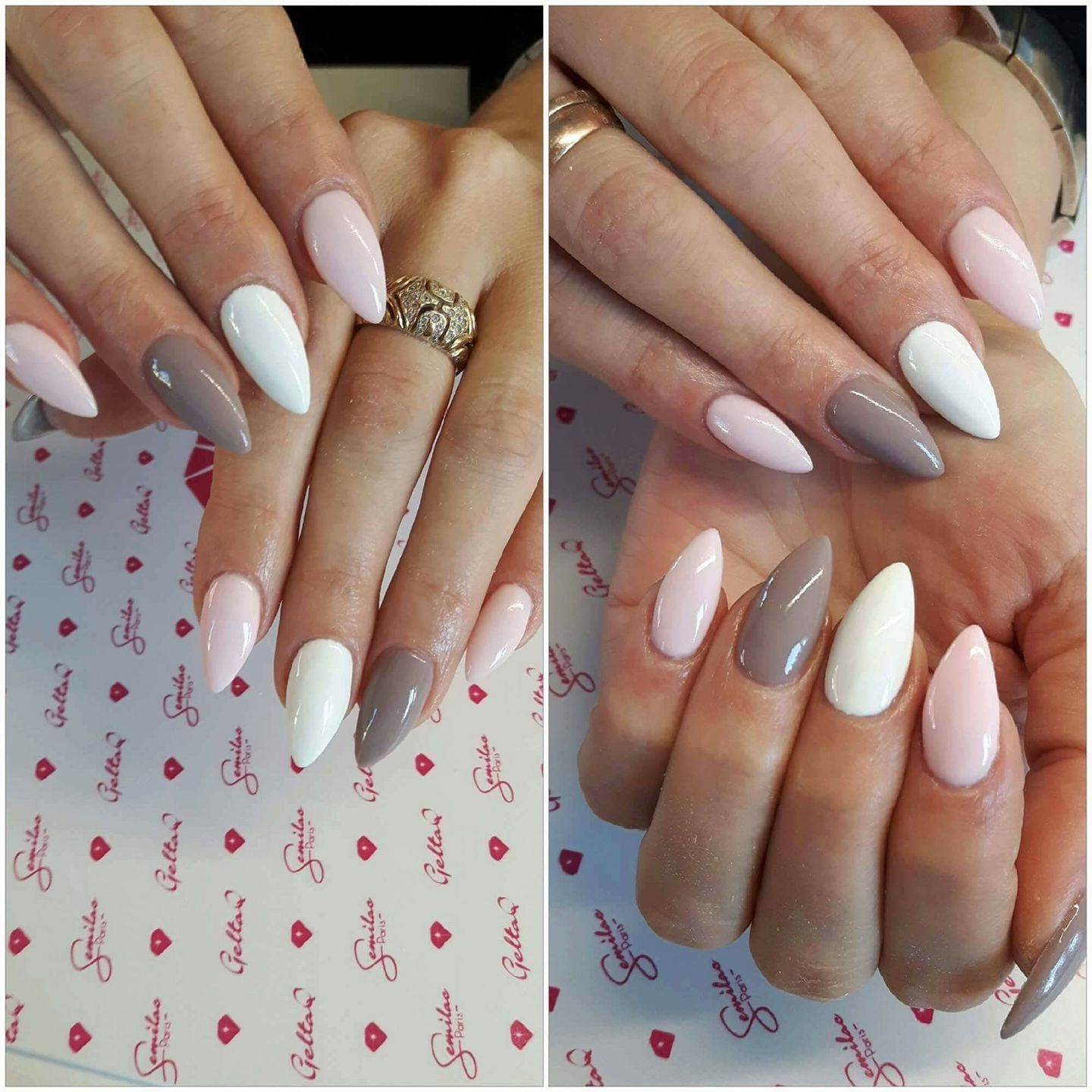 Pin by beata kulczyska on paznokciowe co nieco pinterest easy do it yourself nails at home solutioingenieria Image collections