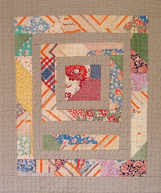 Recycled Quilt #2, by Victoria Gertenbach