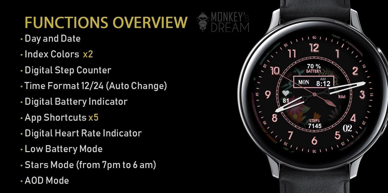 Magic Rim Watch Face Watch Faces Galaxy Samsung Device