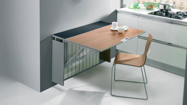 Mesa de cocina plegable cubrerradiador | Casa Mama | Pinterest ...
