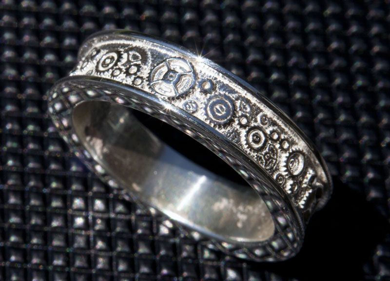 Modeling Sterling Silver Parts and Jewelry - 3D Printing Forum - Kraftwurx