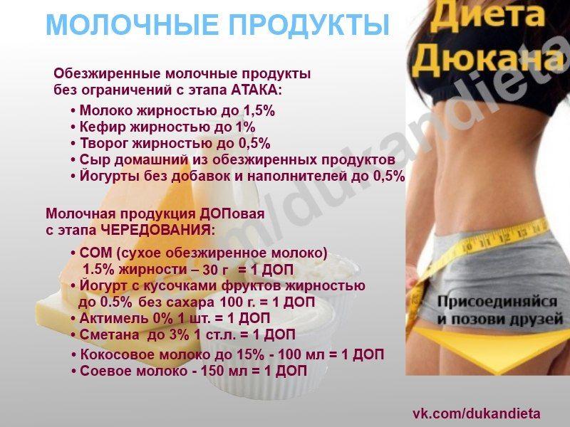 Советы похудения дюкана