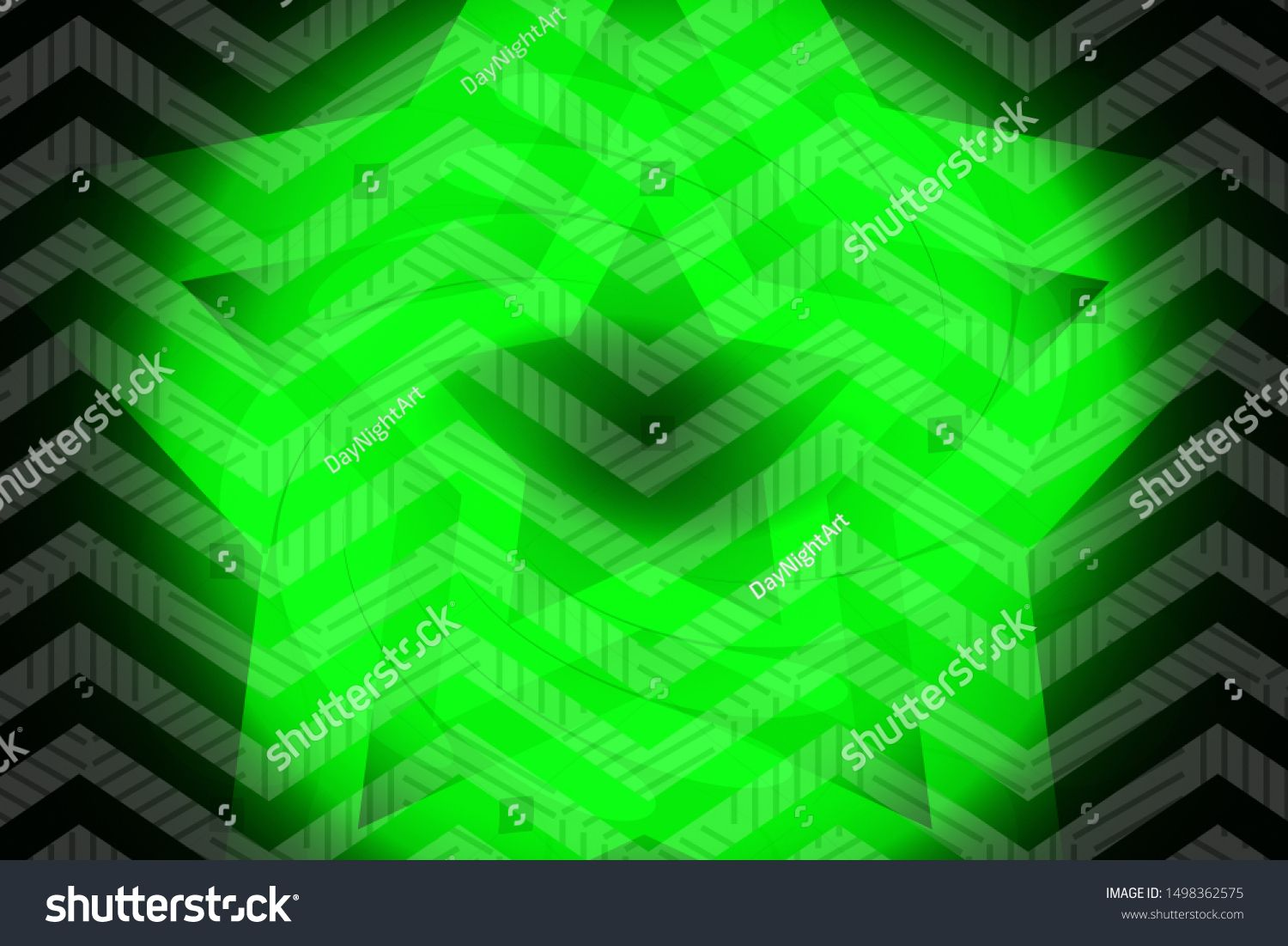 Beautiful Green Abstract Background Verdant Neutral Backdrop For