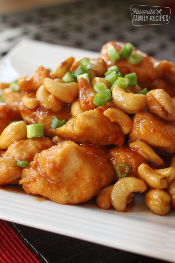 Photo of Crock Pot Cashew Chicken