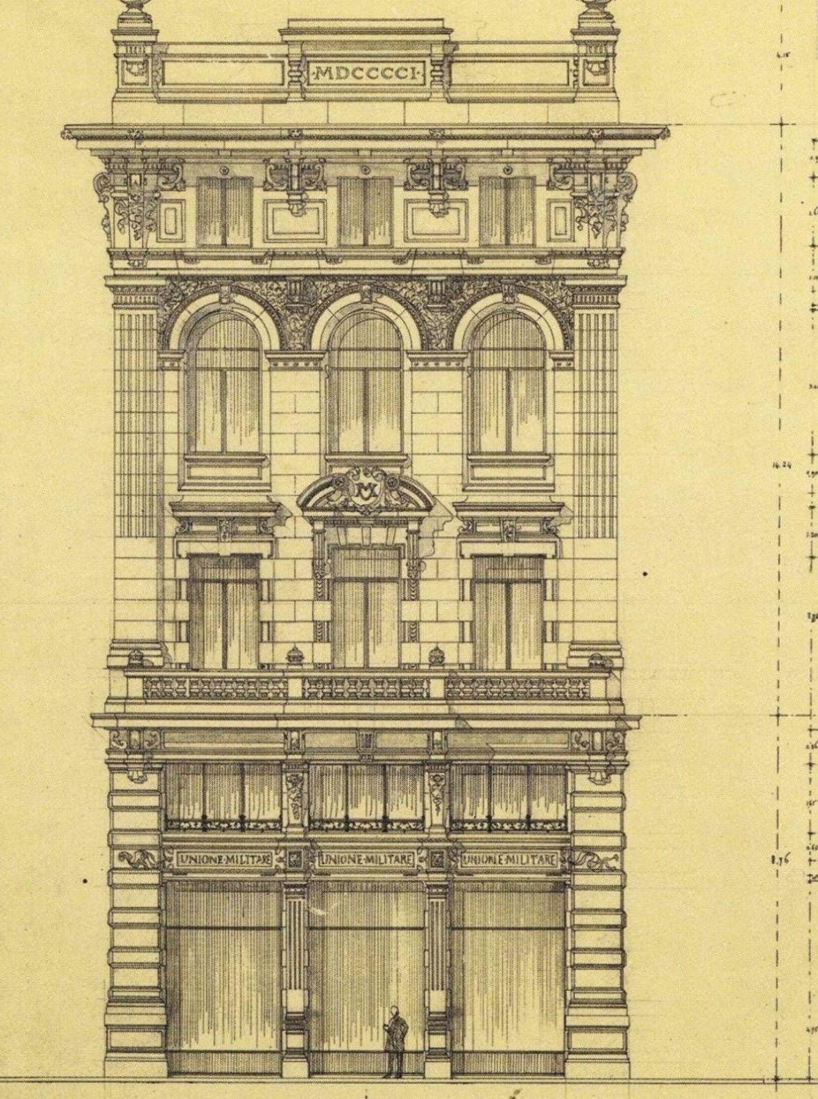 Pin By Monica Abril On Dibujo Architecture Drawing Classic Architecture Neoclassical Architecture