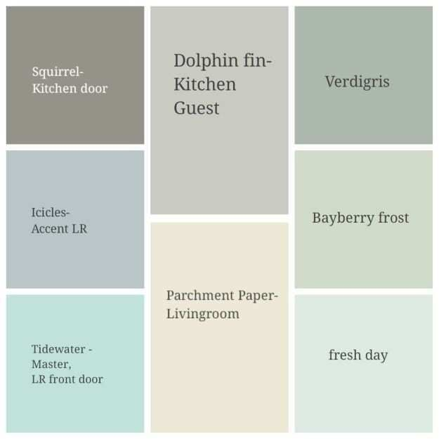 Beach House Interior Paint Colors Elegant Behr Paint ...