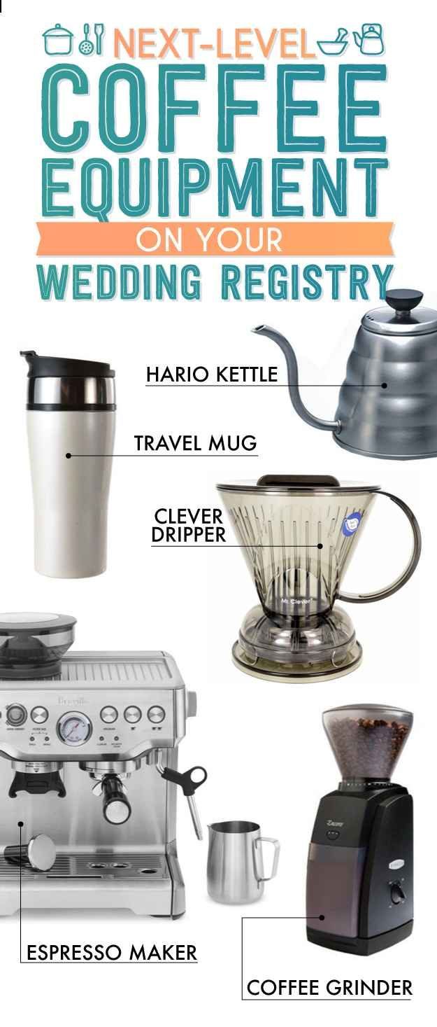 The Essential Wedding Registry List For Your Kitchen  Essentials