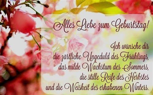 Geburtstagswunsche Whatsapp Schone Spruche Geburtstag