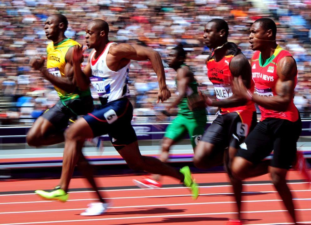 کھیل ترقی کا زینہ London summer olympics, Summer