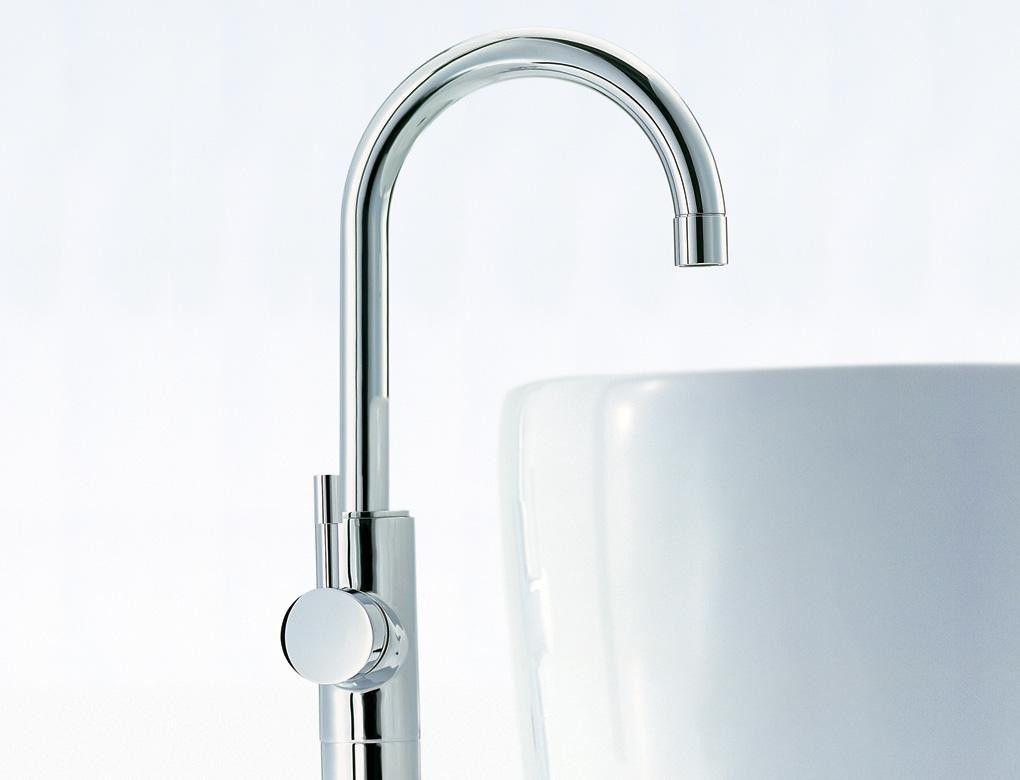 Ciro Freestanding Basin Tap   Swimmingpool   Pinterest   Bathroom ...