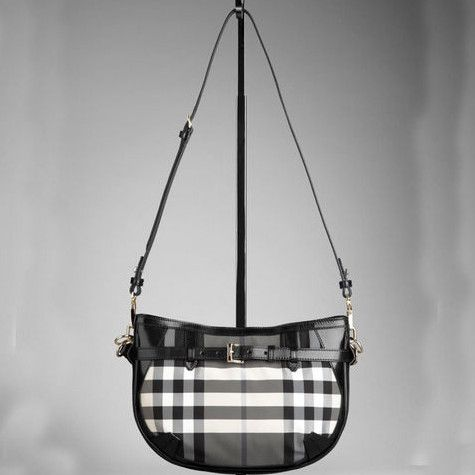 Burberry 38161561 SMALL CHECK BELTED CROSSBODY BAG - Dobestbuy ... 9a03355618