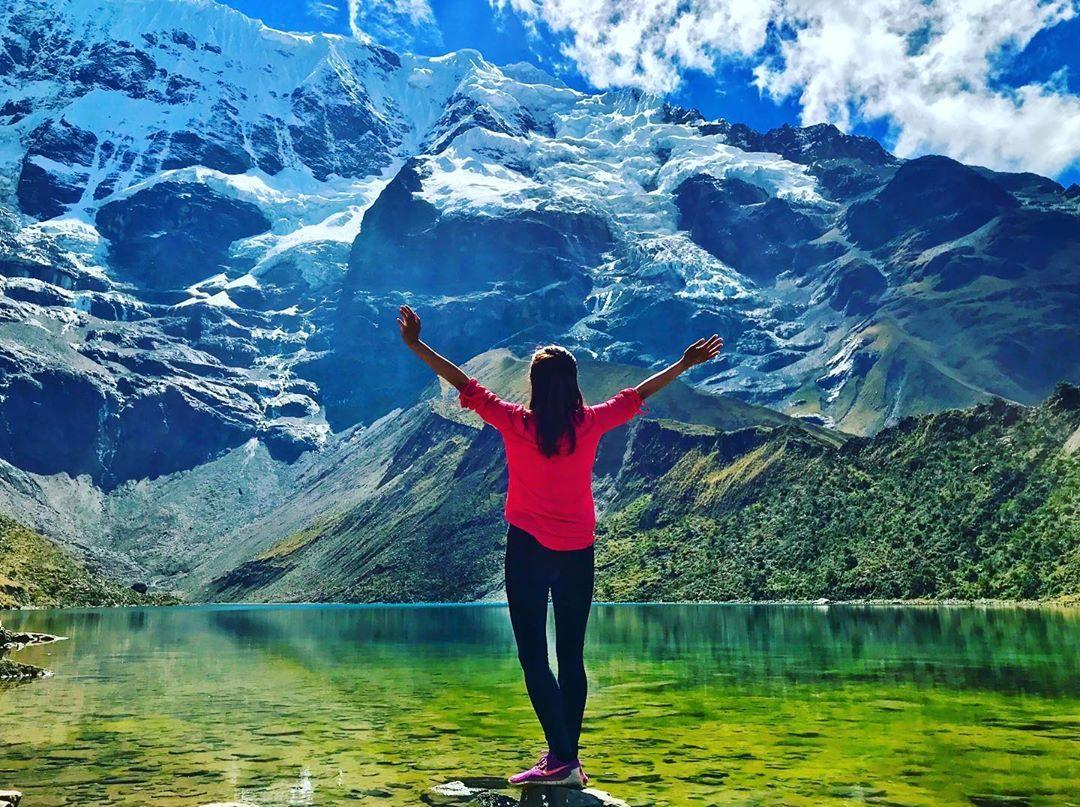 Instagram Post By Anitaooi Rainbow Mountain Salkantay Trek Travel Photography