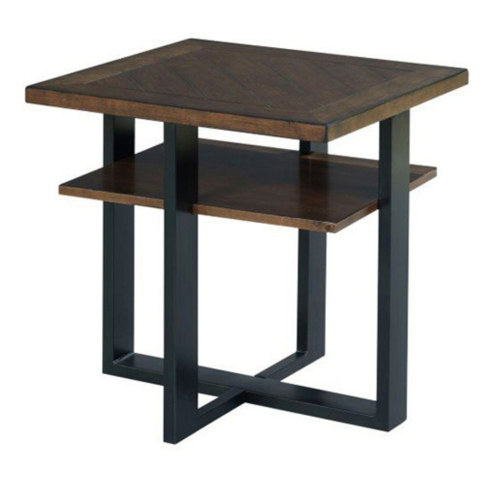 Hammary Furniture Co Franklin Rectangular Accent Table Hammary