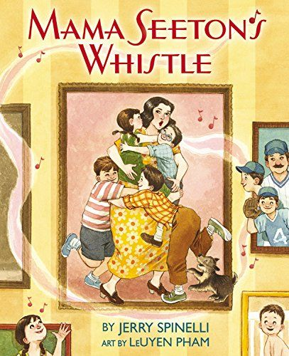 Mama Seeton's Whistle by Jerry Spinelli http://www.amazon.com/dp/0316122173/ref=cm_sw_r_pi_dp_Rc.ivb0A98KEE