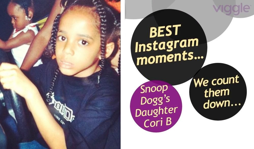 Snoop Dogg's Daughter Cori B is All Grown Up — She What She