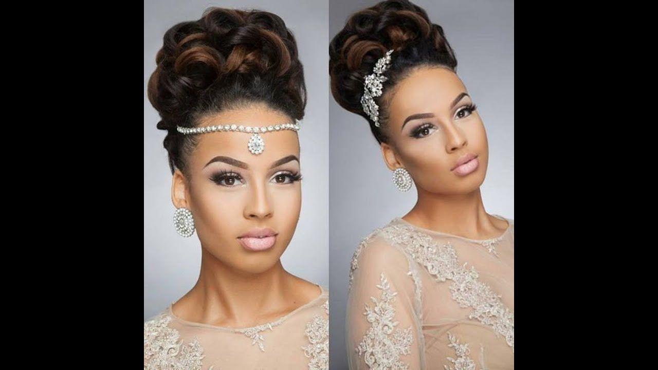 Black Hairstyles For Weddings With Headband   25 beautiful ...