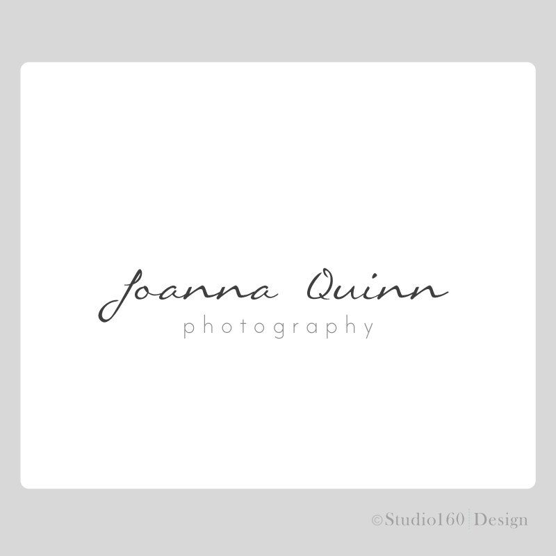 Photography logo photography marketing package professional custom photography logo photography marketing package professional custom logo with business card and watermark colourmoves Images