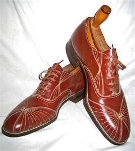 1920s men s Art Deco shoes Moda Anni 20 cc7babe60fc