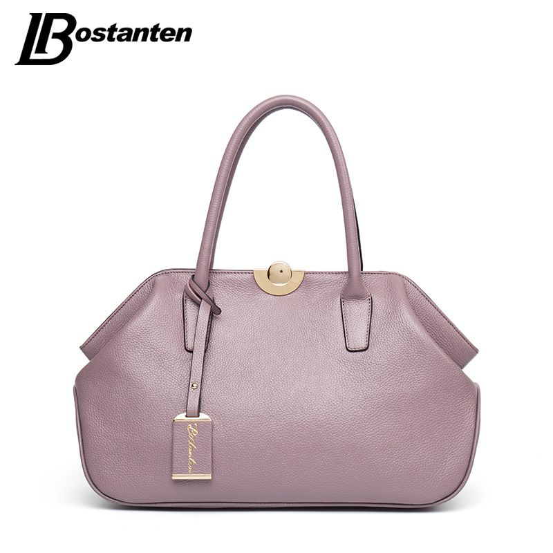 Handbags International Quality Bags Whole Directly From China Handbag Bag Suppliers Bostanten Designer Genuine Leather Las