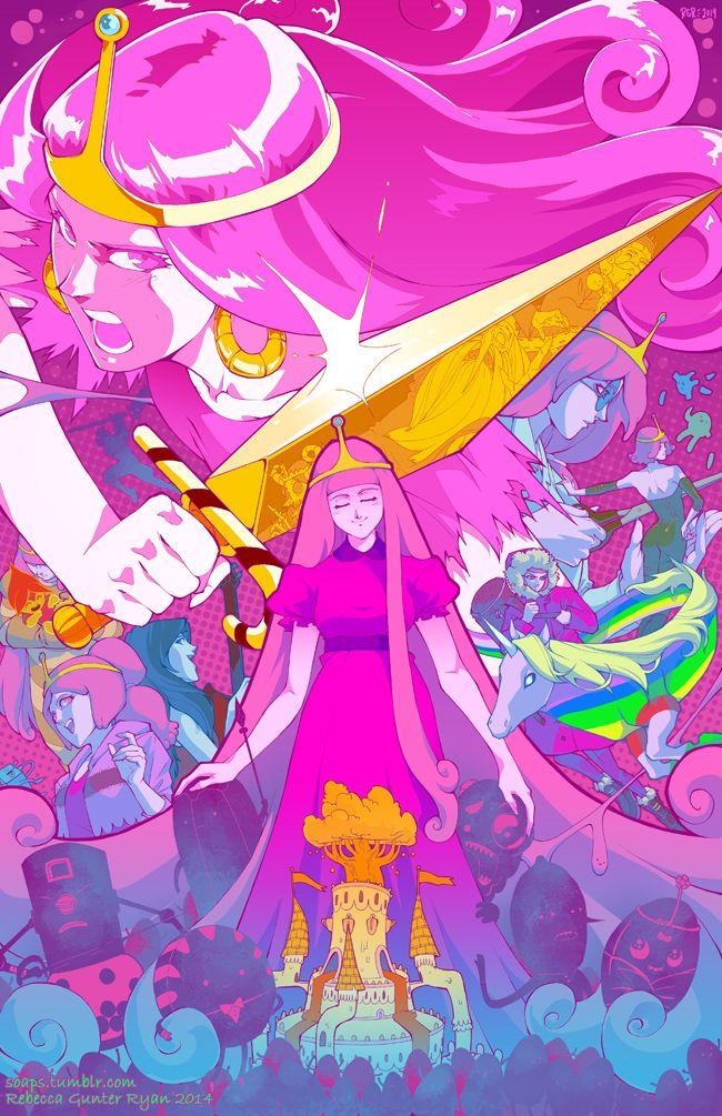 Bonnibel Adventure Time Cartoon Adventure Time Wallpaper Adventure Time