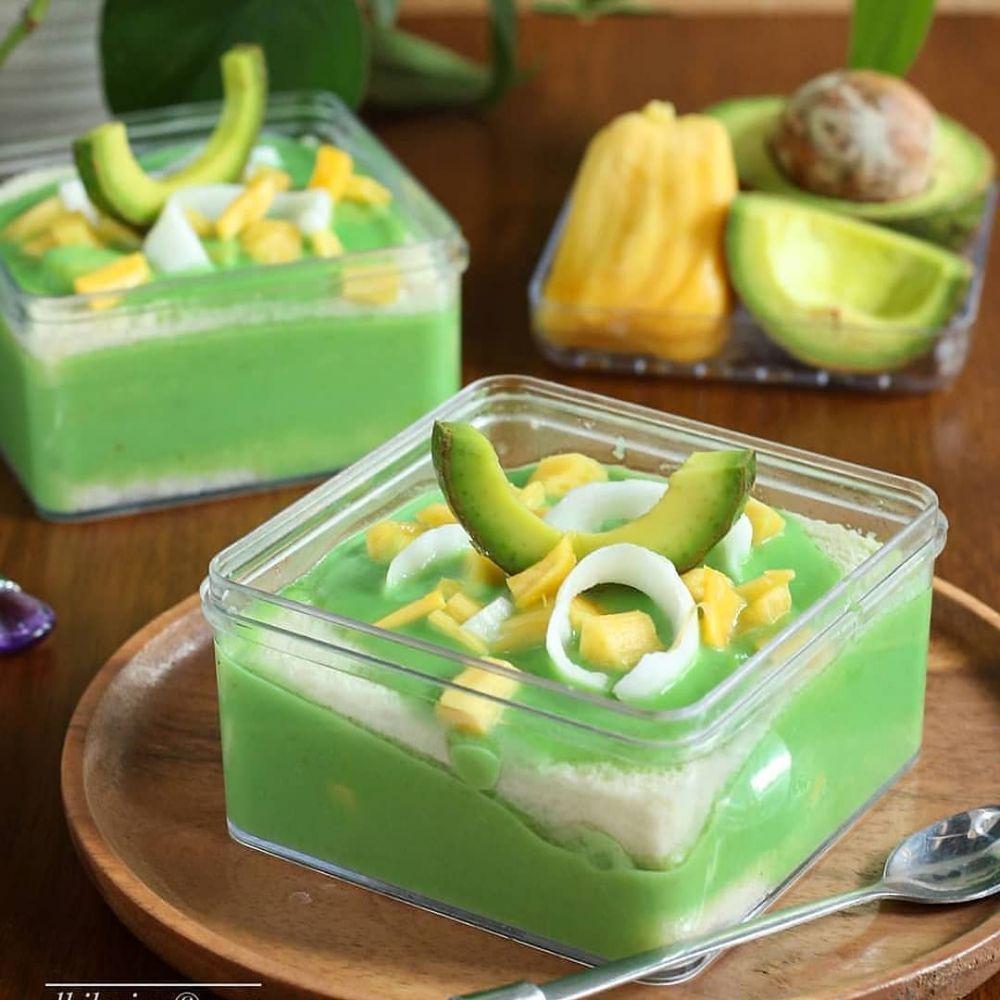 Resep Dessert Enak Instagram Makanan Penutup Mini Makanan Balita Makanan Penutup