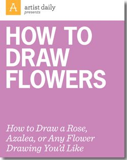 How To Draw Flowers Free Flower Drawing Guide Drawing Tutorials