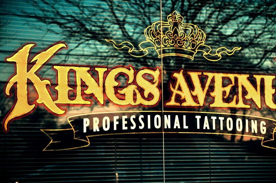 A great place to get tattooed if you're ever in NYC