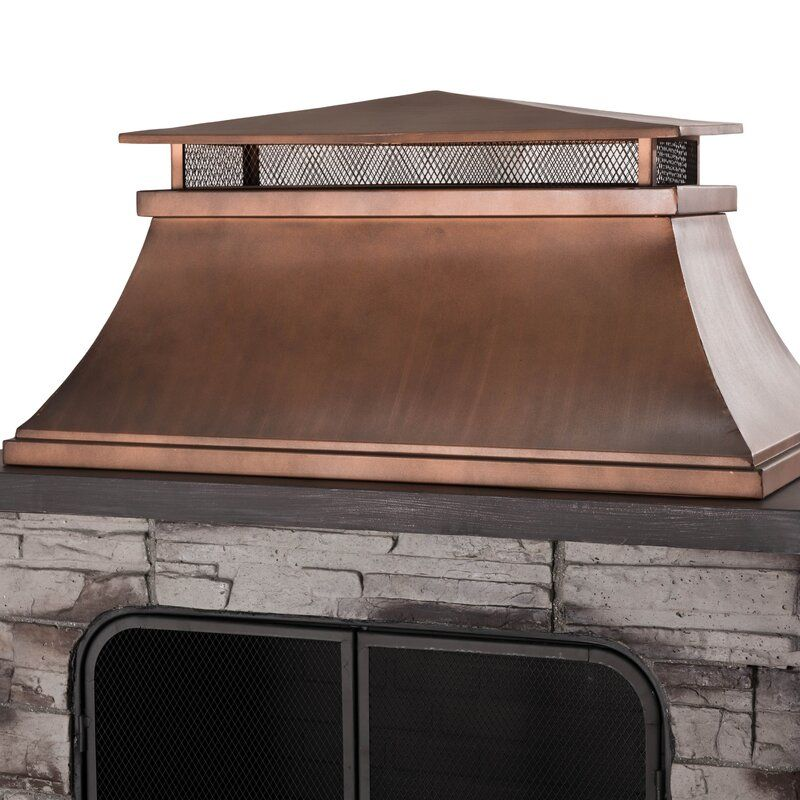 Pin on Outdoor living on Quillen Steel Outdoor Fireplace id=93100