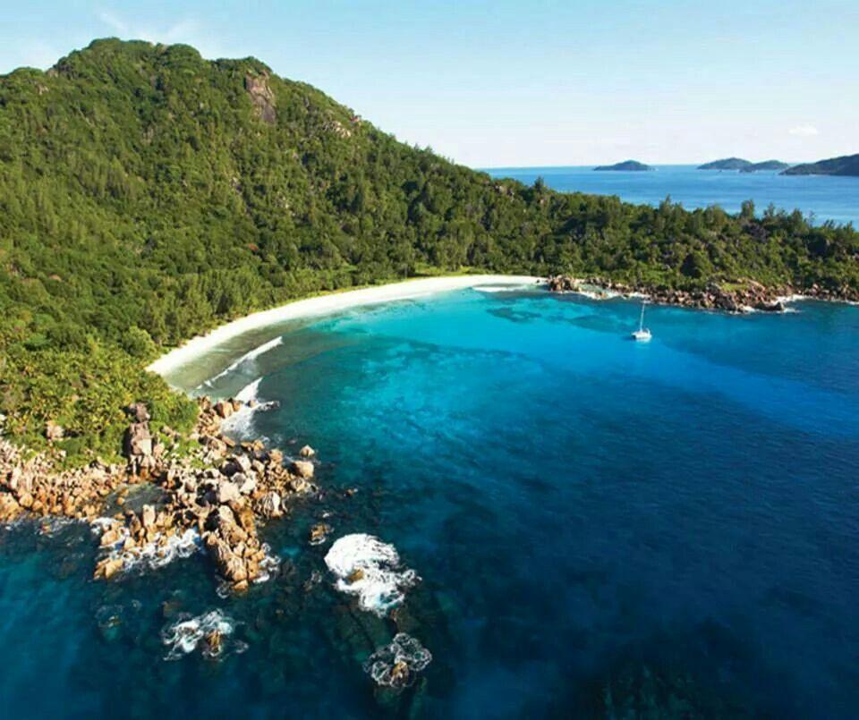Anse coco Seychelles