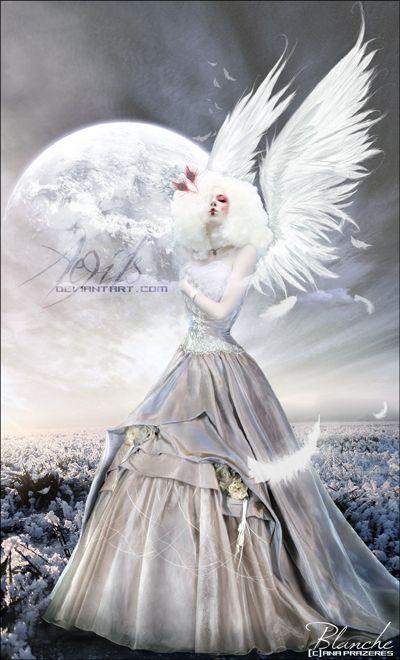 Blanche by Aegils on DeviantArt