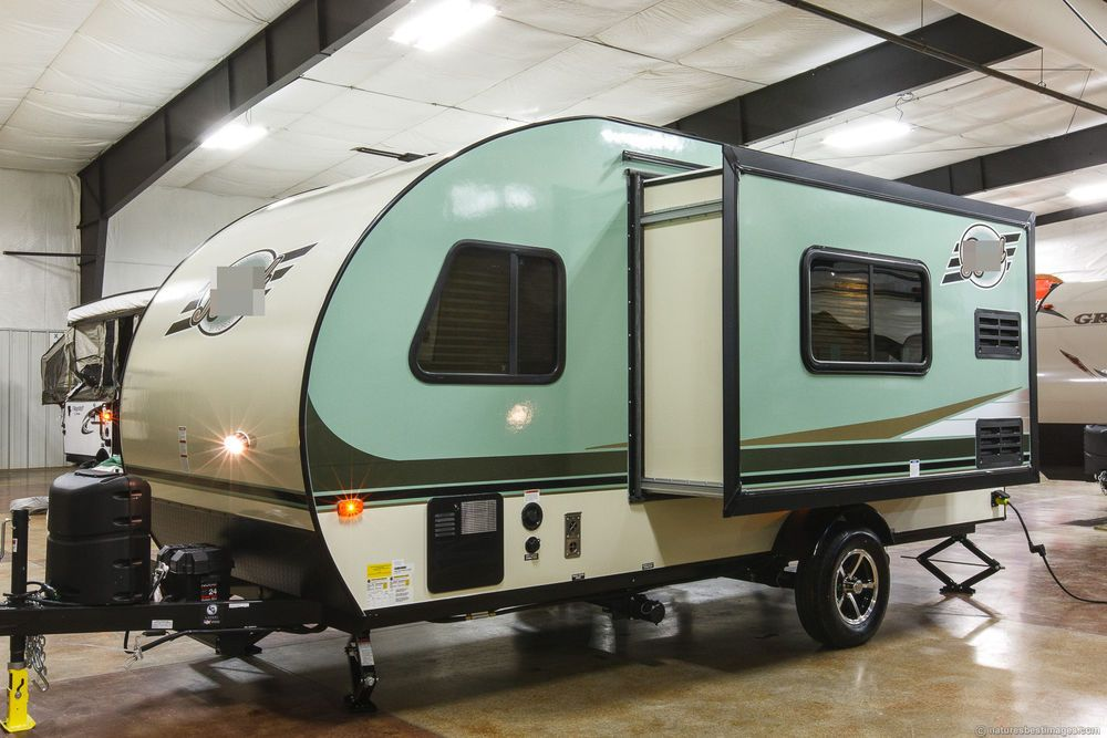 New Model Rp 179 Lightweight Slide Out Ultra Lite Travel Trailer