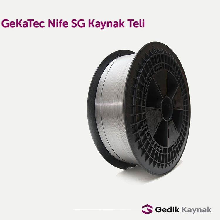 GeKaTec Nife SG Kaynak Teli kullanım alanları ve özellikleri ...