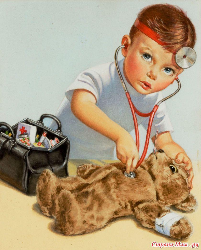 Картинки, картинки для детей выздоравливай
