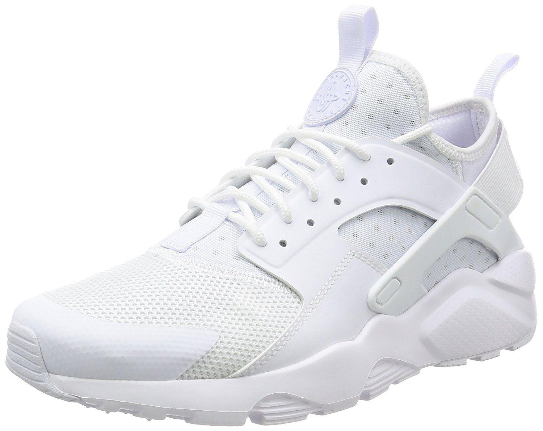 free shipping c85b2 6b836 Nike Herren Air Huarache Run Ultra Laufschuhe, Grau Amazon.de Schuhe