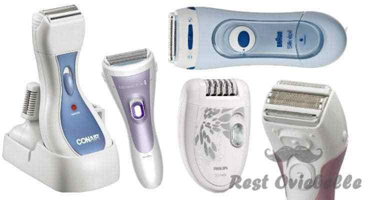 10 Best Electric Shaver For Women To Smooth Skin Of 2019 Best