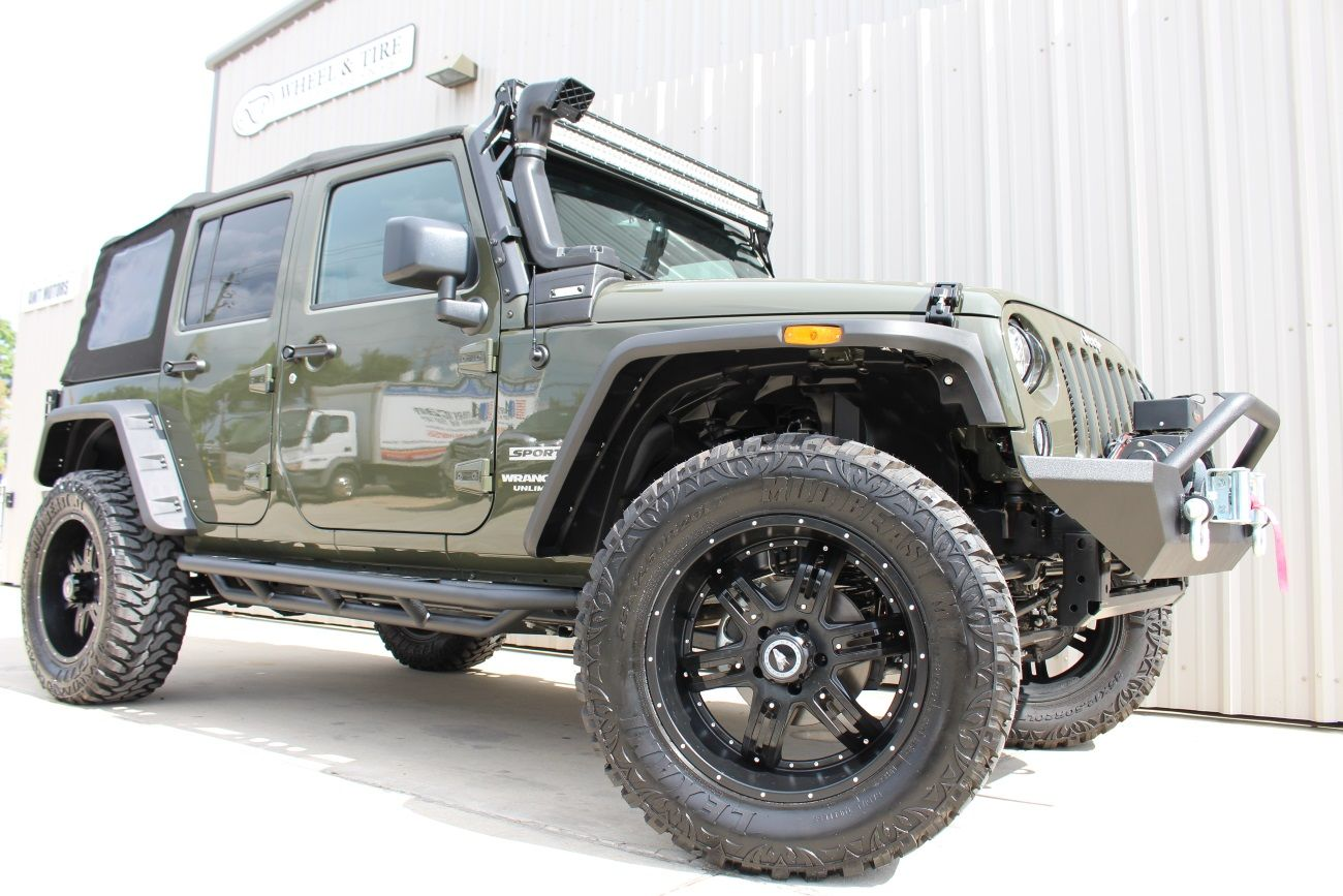 "FOR SALE ""AWT Jeep Edition"" 2015 Jeep Wrangler Unlimited"