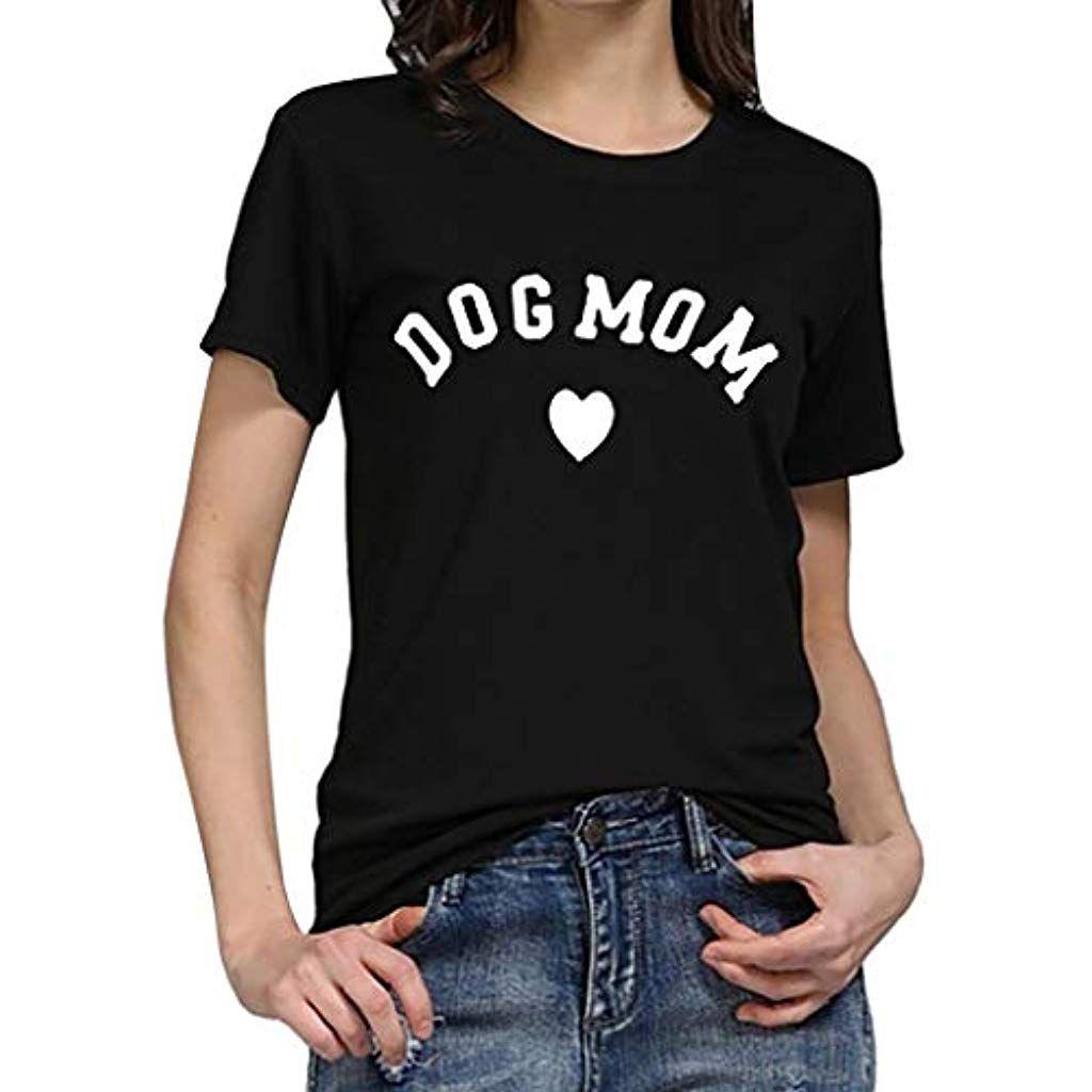 best quality buying new crazy price Vetement Femme Pas Cher a la Mode Coton Tee T-Shirt à Manche ...