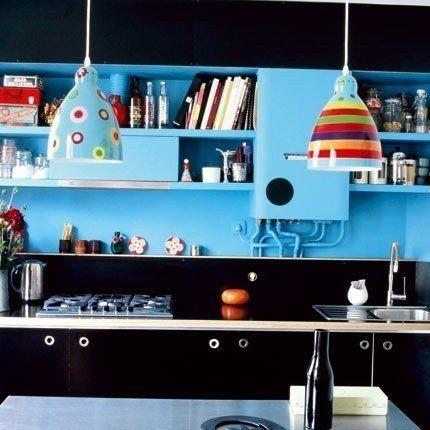 queria uma cozinha assim...