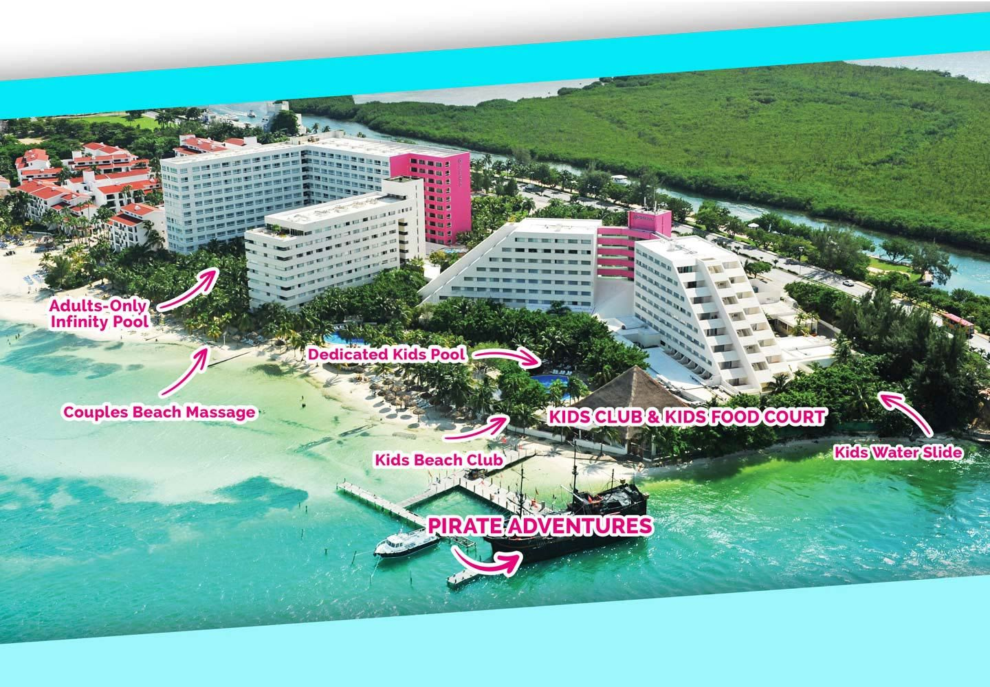 Oasis Fun For Families Check Out The Best All Inclusive Resort In