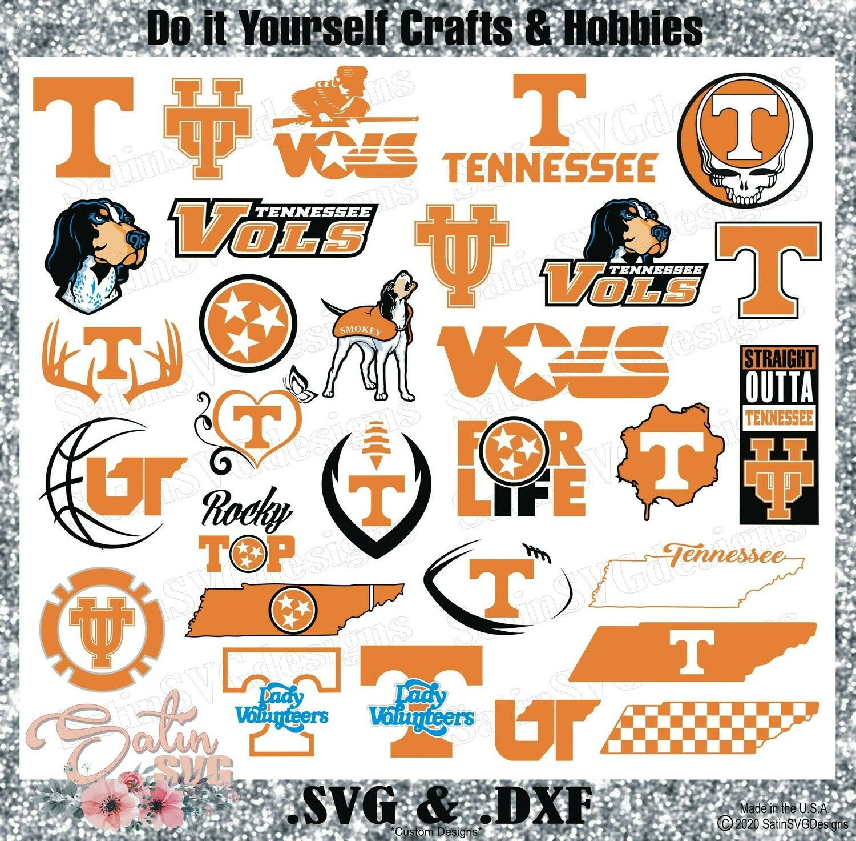 Tennessee Sports Graphic Design Sports Design Sports Design Inspiration